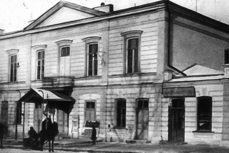 Таганрогский театр, 1870-е годы