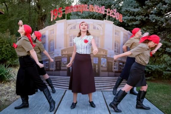 Всероссийский театральный марафон