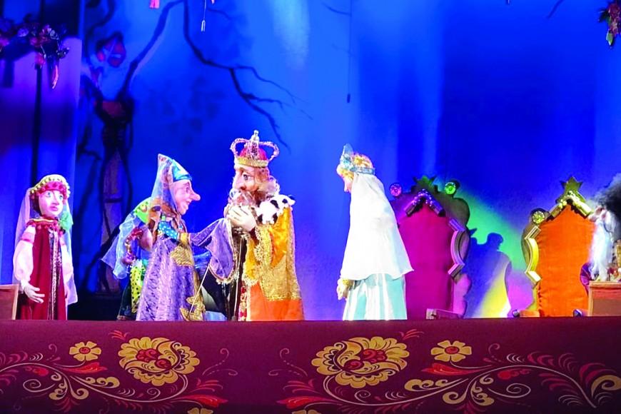 Фото из архива театра кукол