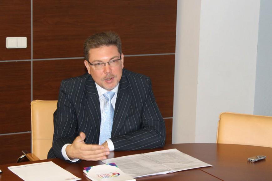 Андрей Былков-Крат. Фото из архива регионального отделения партии «Единая Россия»